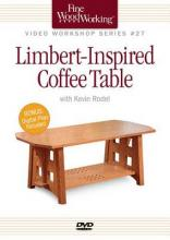 Fine Woodworking Video Workshop Series - Limbert-Inspired Coffee Table