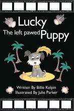 Lucky the Left Pawed Puppy