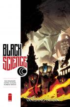 Black Science: Vanishing Pattern Volume 3