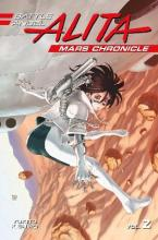 Battle Angel Alita Mars Chronicle 2