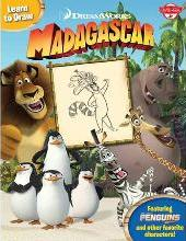 Learn to Draw DreamWorks Animation's Madagascar