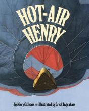 Hot-Air Henry (Reading Rainbow Books)