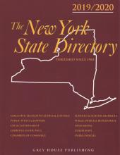 New York State Directory & Profiles of New York, 2019-20