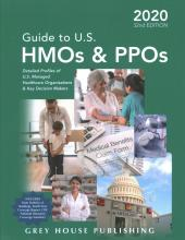 Guide to U.s. Hmos and Ppos, 2020 + 1-month Access Card