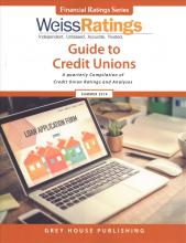 Weiss Ratings Guide to Credit Unions, Summer 2019