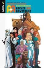 A&A: The Adventures of Archer & Armstrong: Andromeda Estranged Volume 3