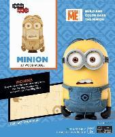 IncrediBuilds: Minions 3D Wood Model