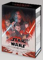 Star Wars Episodes IV-IX Graphic Novel Adaptation Box Set