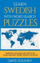 Learn Swedish with Word Search Puzzles