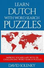 Learn Dutch with Word Search Puzzles