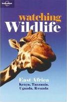 Lonely Planet Watching Wildlife East Africa