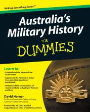 Australia's Military History for Dummies