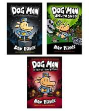Dog Man Collection 1-3