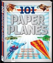 101 Paper Planes to Fly Counterpack 12 2