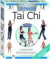 Anatomy of Fitness Tai Chi Book and Dvd