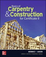 BASICS OF CARPENTRY AND CONSTRUCTION FOR CERT II