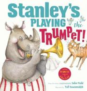Stanley's Playing the Trumpet! HB + CD
