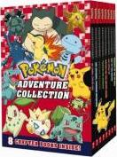 Pokemon Adventure Collection 8-Book Box Set