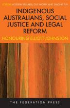 Indigenous Australians, Social Justice and Legal Reform