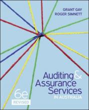 Pack Auditing & Assurance Services in Australia 6th Edition, Revised (includes Print, Connect, Learnsmart)