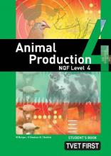 Animal Production: NQF Level 4: Student's Book