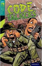 Oxford Reading Tree Treetops Graphic Novels: Level 16: Code Talkers