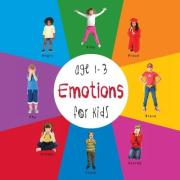 Emotions for Kids Age 1-3 (Engage Early Readers
