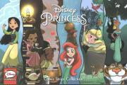 Disney Princess Comic Strips Collection
