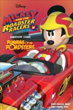 Disney Mickey and the Roadster Racers Cinestory Comic