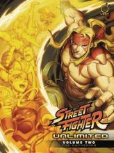 Street Fighter Unlimited: The Gathering Volume 2