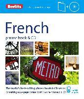 Berlitz: French Phrase Book & CD