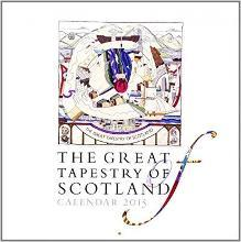 The Great Tapestry of Scotland Calendar 2015