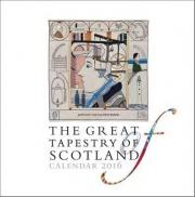 The Great Tapestry of Scotland Calendar 2016