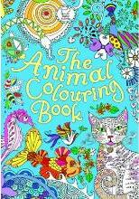 The Animal Colouring Book