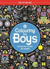 Boys' Colouring Pad
