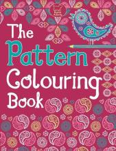 Girls' Pattern Colouring Book