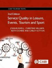 Service Quality in Leisure, Events, Tourism and Sport