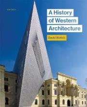 History of Western Architecture - 6th edition