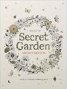 Secret Garden Artist's Edition: A Pull-Out and Frame Colouring Book (UK Edition)