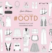 #OOTD: Fashion flat lays to colour in