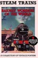 Poster Pack: Steam Trains