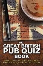 The Great British Pub Quiz Book