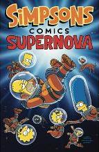 Simpsons Comics: Supernova Supernova