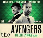 The Avengers - The Lost Episodes: Volume 3
