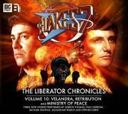 Liberator Chronicles: Velandra / Retribution / Ministry of Peace Volume 10