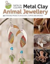 Metal Clay Animal Jewellery