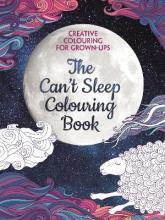 The Can't Sleep Colouring Book