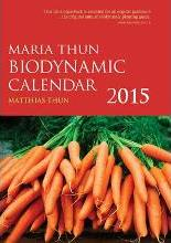 The The Maria Thun Biodynamic Calendar 2015: 1