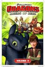 DreamWorks' Dragons: The Ice Castle (How to Train Your Dragon TV) Volume 3
