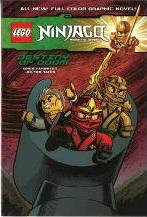 Lego Ninjago: Destiny of Doom Volume 8